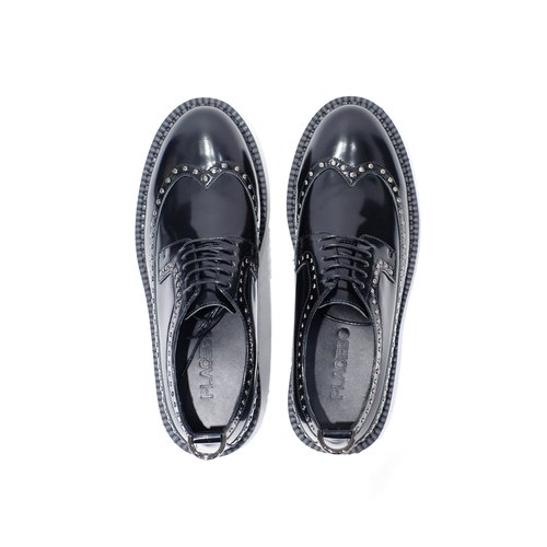 Fw/17 keyring Rivets Men shoes