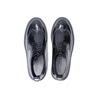 Fw / 17 keyring Rivets Men shoes
