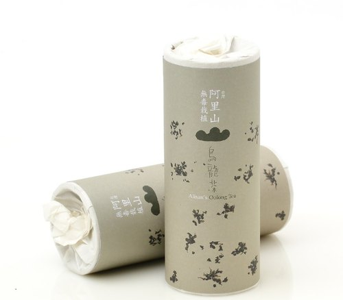 Public Alishan Oolong tea flavor roll