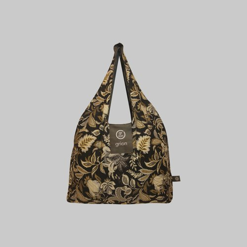 grion bag - Shoulder dorsal section (M) - Limited funds - retro pattern