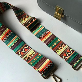 "2"" wide strap harness cotton strap strap can be adjusted to replace the printed strap"
