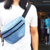 火柴木設計 Matchwood X Culture Explorer 限量聯名款式 隨身腰包 │ 輕量化 │水洗丹寧