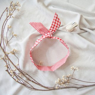 My little star staff hand made sweet 100% organic cotton hair band