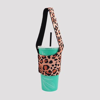 BLR green drink bag bag I go TU06 leopard