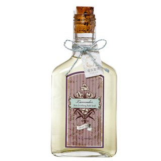 Beautiful bath time in spring - Lavender bathing bathing essence ~ gift of pearl cloud bubble ball 1 piece