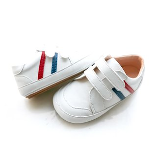 Casual Sports Wind Baby Shoes - Milk White