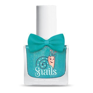 (Frozen Aisha color) Splash Lagoon Waterpark / snails Greek mythology children aqueous non-toxic nail polish /