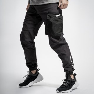 3D brakeless harness pants