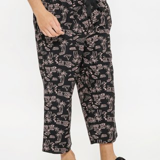 Cotton pants freesize
