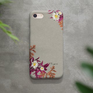 The Mix of plants iphone case สำหรับ iphone7 iphone8, iphone8 plus ,iphonex