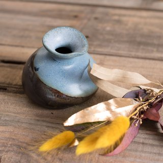 Fragrance / Deformation Flower / Hand-pulled, Glazed Burner, Hand-made Pottery
