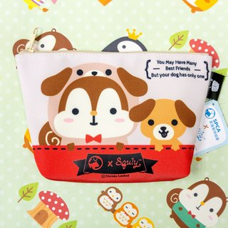 SPCA x Squly and Friends Pouch (Dog) - G001SQB