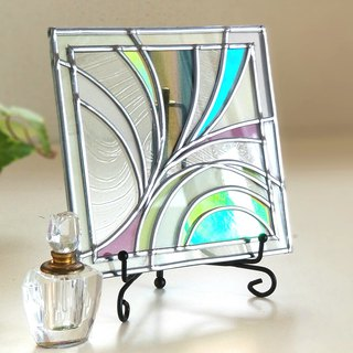 "Iron stand decoration art ""Spring breeze 2"""