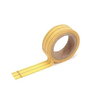 Dailylike single roll of paper tape-91 note line, E2D01691