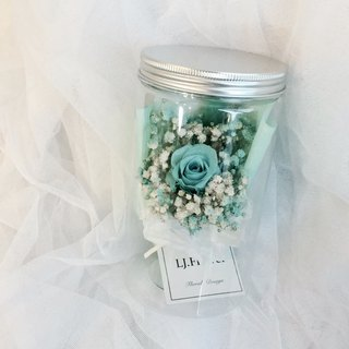 Tiffany perfume Bouquet Series - Eternal love encounter happy eternal rose flower pot