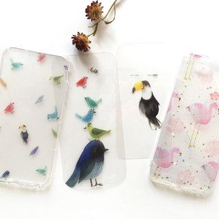 | Optional two | Free mobile phone case replaceable original design anti-drop shell