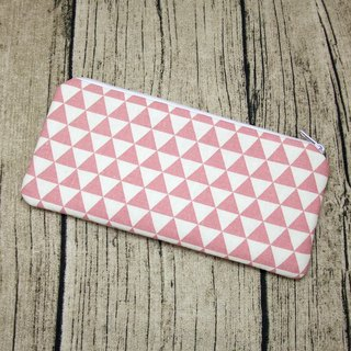 Large Zipper Pouch, Pencil Pouch, Gadget Bag, Cosmetic Bag (ZL-46)