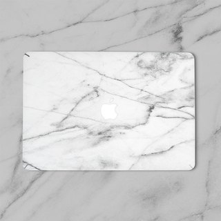 香港品牌 Sell Good 原創大理石紋理 MacBook 貼膜 保護貼 - 簡約