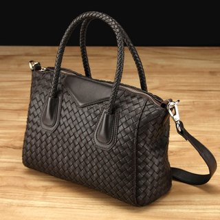 STORYLEATHER build Style 6685 woven bag