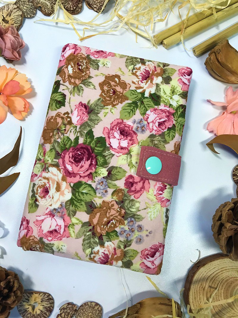 Fantasy【朵朵玫瑰】護照套/夾