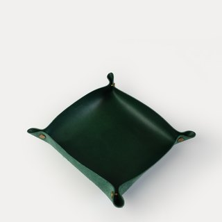Alfred Valet Tray in Jade, Large
