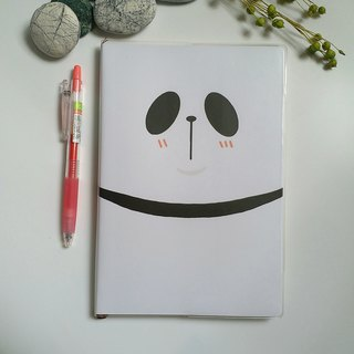 Hong Kong original [Panda Pocket Notebook]