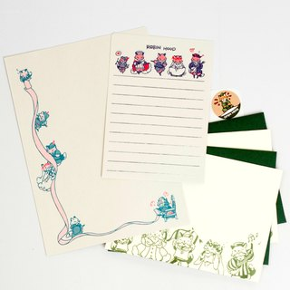 Letter Paper Collection