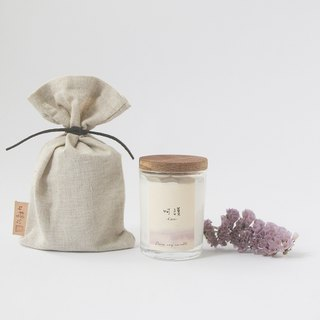 4th Floor Apartment Natural Soy Essential Oil Candle Care Care Shuxin Lavender
