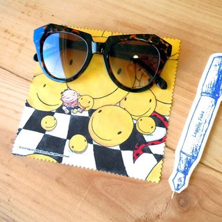 A-market big mud glasses cloth-09 I actually very cute, AMK-BSLC00109