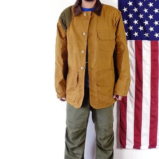 BajuTua / vintage / American old Hudson bay outdoor hunting jacket
