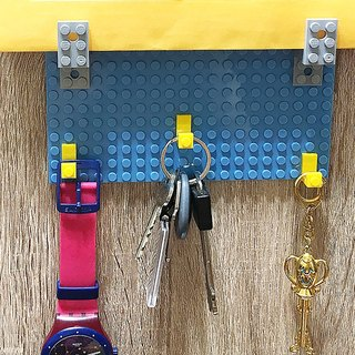 Building Blocks - Large Blocks - Mobile Phones, Letters, Key Holders (anywhere to hang series) + 3 Blocks of Building Blocks # Consistent LEGO LEGO Blocks # Cute Presents # Birthday Presents # Friend Presents # Reckoning