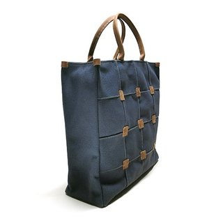 Four pillars Tote bag ~ heavy baking ash ~ more than a pack series