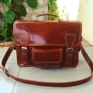 Gorgeous Postman Bag for macbook / laptop 13 inch