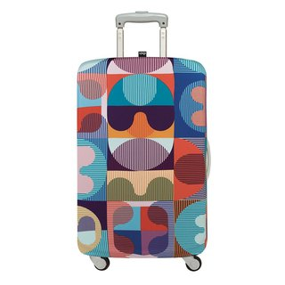 LOQI Suitcase / Kaleidoscope 【L No.】