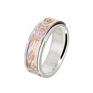 Mumu Gold - Running Coffee Fragrance Ring