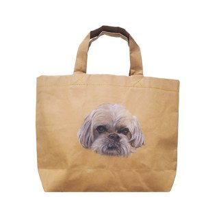 Personalised Washable Paper Big Tote