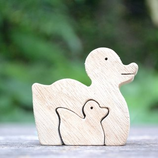 According to duck than duck according to duck ★ handmade wood