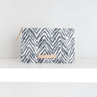 """Zebra"" Clutch Bag"