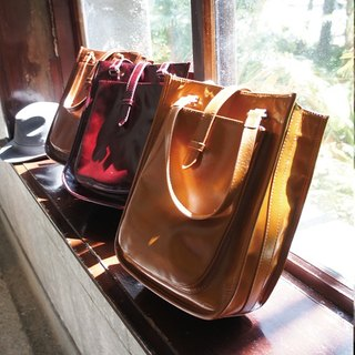 [Recommended] La Poche Secrete catXbow-knot} First back to the classic hand-sewn genuine leather bag _