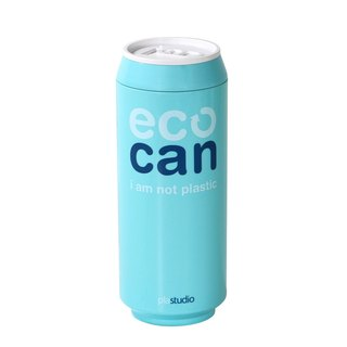 PLAStudio-ECO CAN-420ml-Made from Plant-Green
