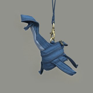 Fantasy creature [Plese Neck Dragon] Sea Blue