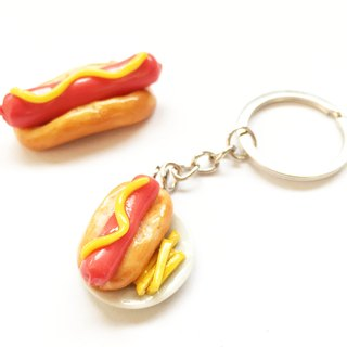 Keychains: Dog Friendly Nemo.