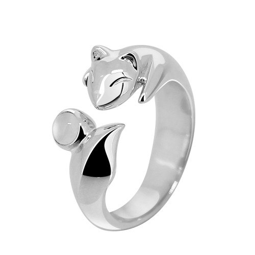 Guardian - Moon Fox Ring