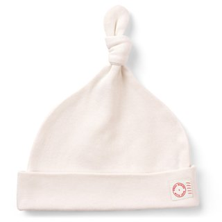 Blush Knot Hat  100% Organic Cotton for baby