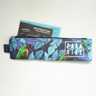 German Paprcuts.de small pencil case (bird of paradise)