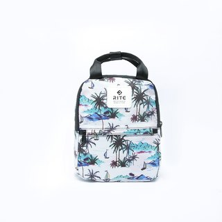 [RITE] Le Tour Series - Dual-use Mini Backpack - Hawaiian Boat