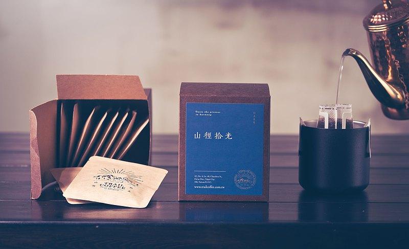 精選單品豆- 印尼 超級迦佑黃曼 20+ | 咖啡掛耳10入/盒