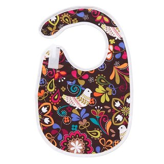 Norwegian bird bibs / births gift birthday ceremony