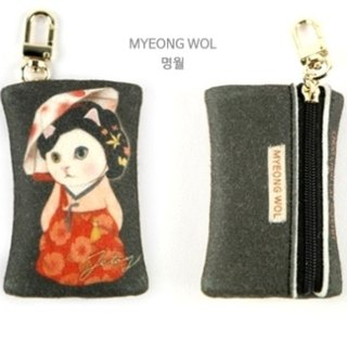 JETOY, sweet cat purse Keychain _Myong wol (J1602112)