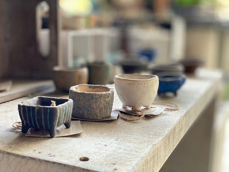 手捏陶植藝設計課程